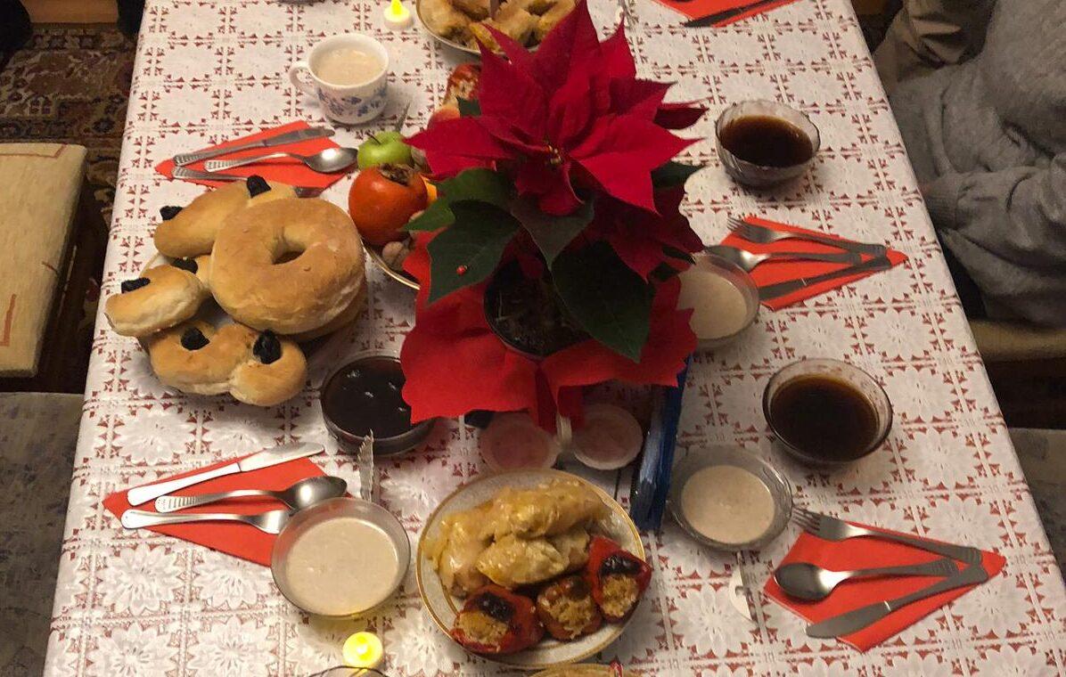 bulgarian christmas dish