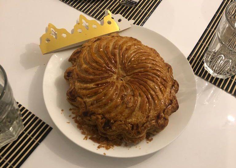 Gallete des Rois cake tradition in France